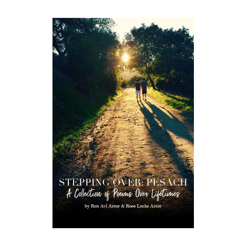 Stepping Over: Pesach – A Collection of Poems Over Lifetimes