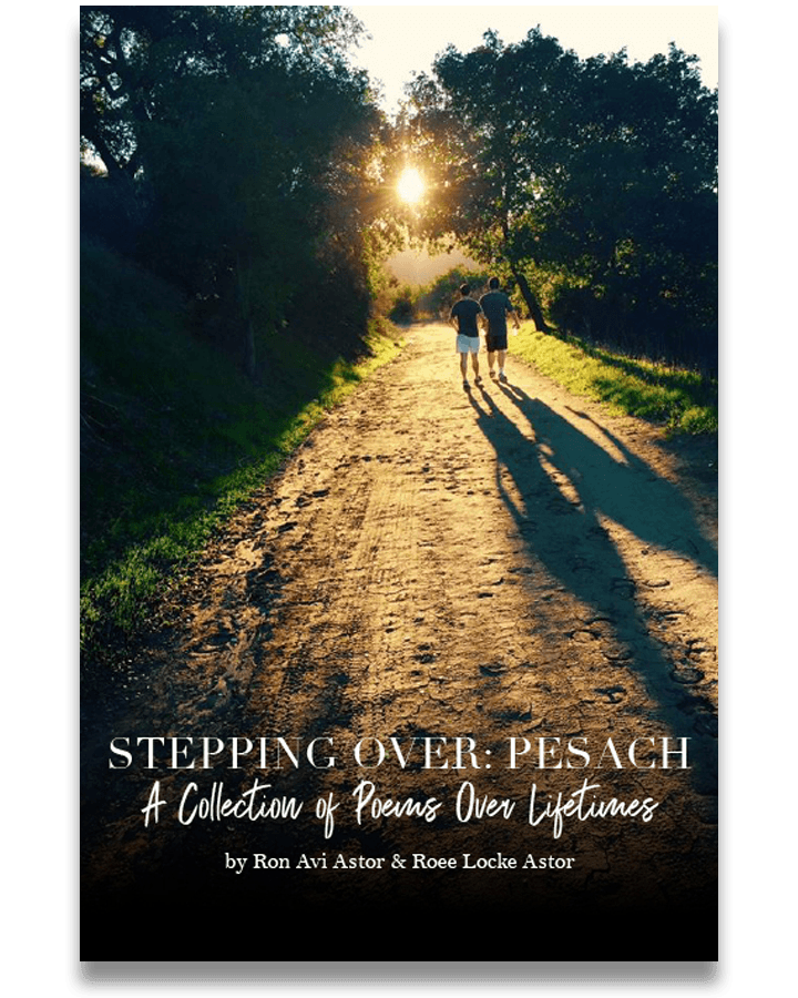 Stepping Over: Pesach